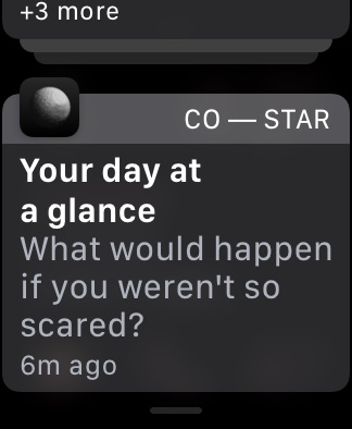 """""""What would happen if you weren't so scared?"""""""