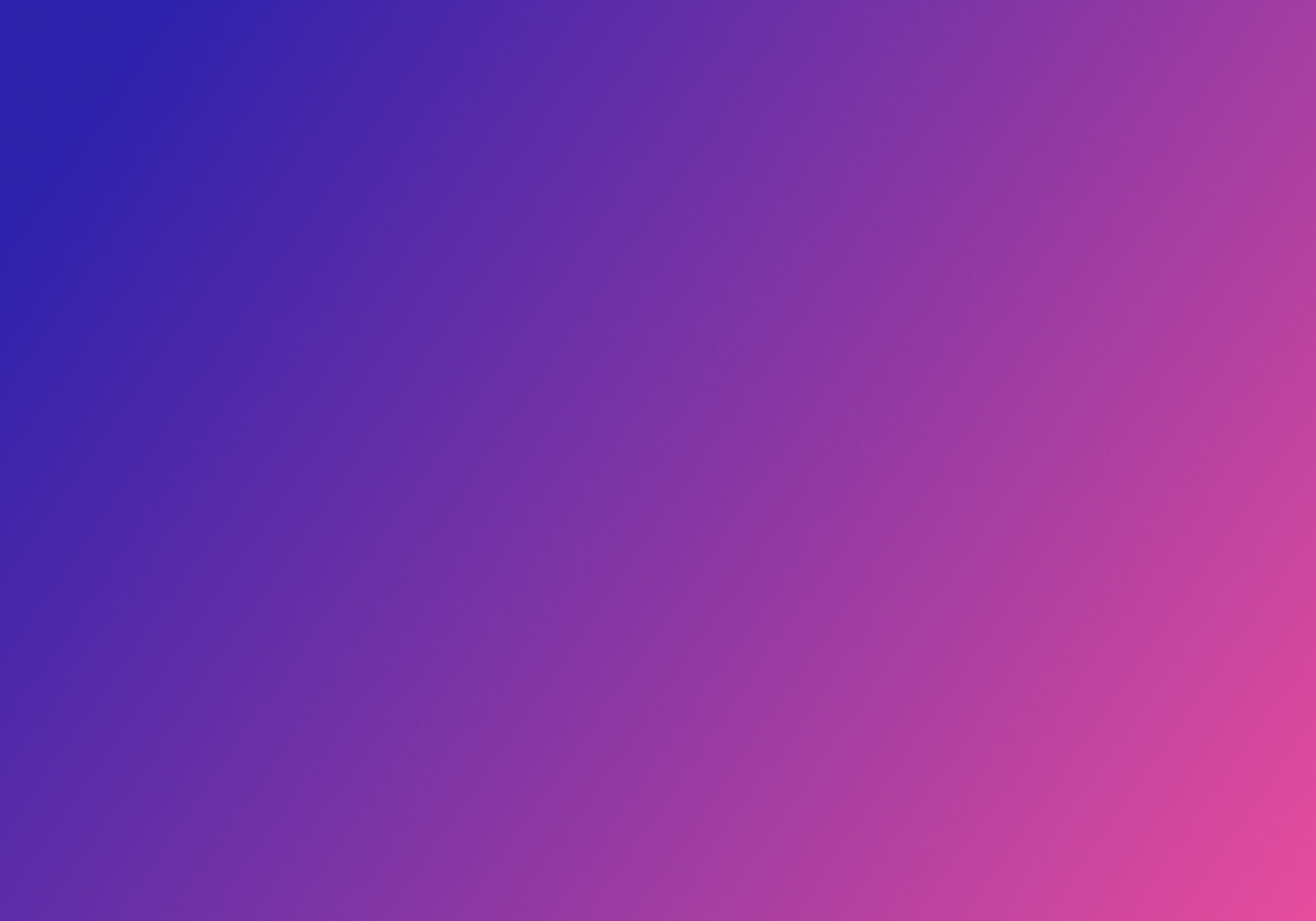 Blue to purple gradient